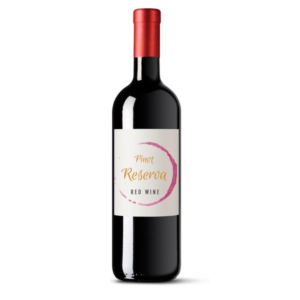 Pinot Reserva red wine