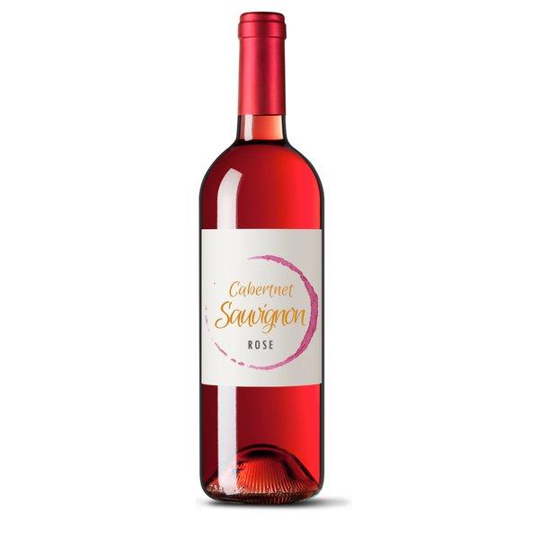 Cabernet Sauvignon rose wine